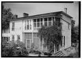 Jockey Club, 814 Franklin Street, Alexandria, Independent City, VA HABS VA,7-ALEX,45-2.tif