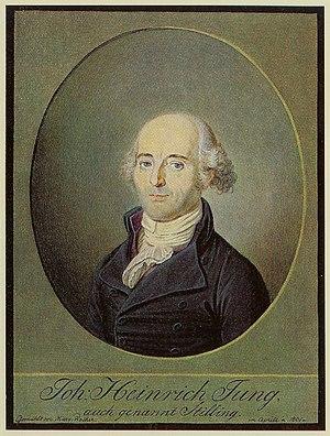 Hückeswagen - Johann Heinrich Jung in 1801