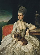 Archduchess Maria Christina, Duchess of Teschen, (1742-1798)