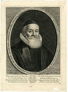 Johannes Polyander Dutch theologian