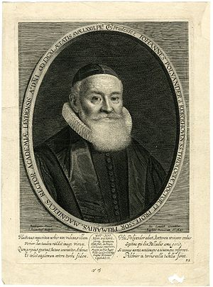 Johannes Polyander