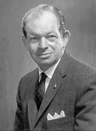 John A. Powers - 1962 NASA portrait