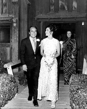 John Beradino - John and Marjorie Beradino, 1971.