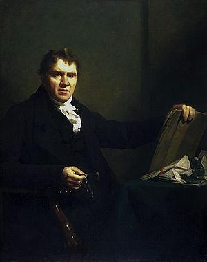 John Clerk, Lord Eldin - John Clerk, Lord Eldin, portrait by Henry Raeburn, c.1815.