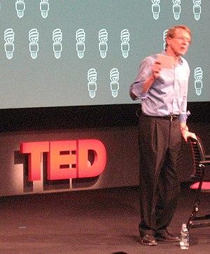 John Doerr - Doerr speaking at TED in 2007