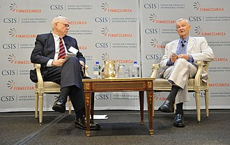 Center for Strategic and International Studies - President and CEO John Hamre and Trustee Zbigniew Brzezinski