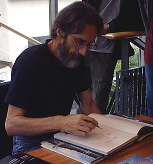 John Howe (illustrator) - Howe in 2003