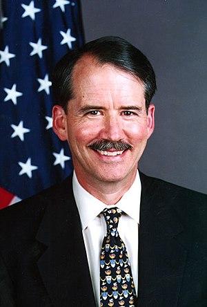 John Marshall Evans - Image: John Marshall Evans, US Dept of State photo portrait