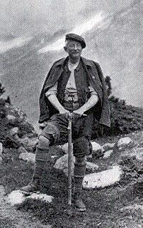 John Percy Farrar British mountain climber