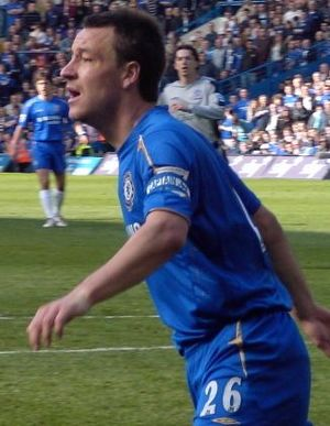 John Terry - Terry playing for Chelsea in 2006