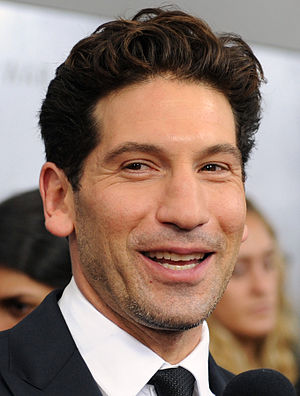 Jon Bernthal - Bernthal at the premiere of Fury on October 15, 2014