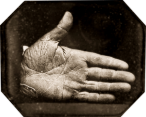 The Branded Hand of Captain Jonathan Walker si...