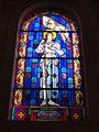 Joncourt (Aisne) église, vitrail 02.JPG