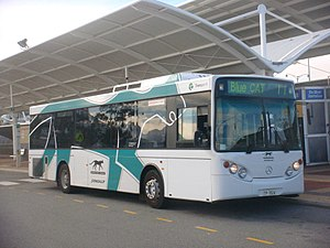 Perth Central Area Transit - Volgren bodied Mercedes-Benz O405NH Joondalup CAT bus