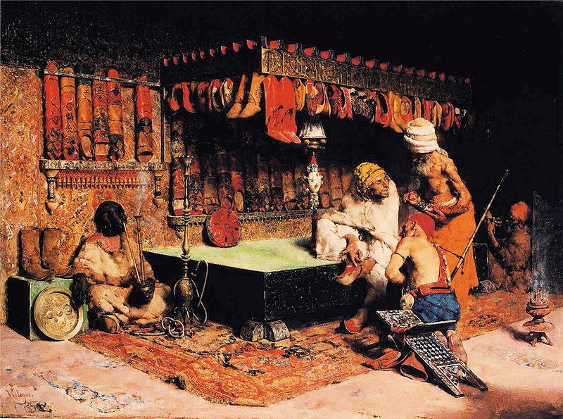 File:José Villegas Cordero - The Slipper Merchant.JPG