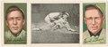 Jos. B. Tinker-Frank L. Chance, Chicago Cubs, baseball card portrait LCCN2008678515.tif
