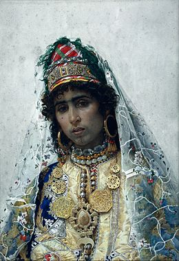 Josep Tapiró - Berber Bride - Google Art Project.jpg