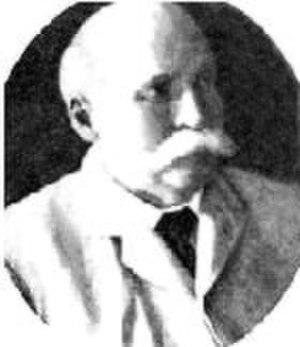 Joseph T. Jones - Joseph T. Jones (circa 1900)
