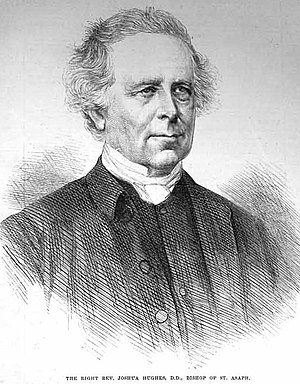 Joshua Hughes - Joshua Hughes, from The Illustrated London News, 1870
