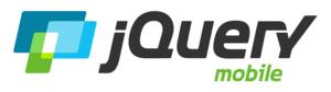 JQuery Mobile - Image: Jquery mobile logo 2