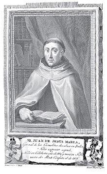 Resultado de imagen de Juan de Jesús María
