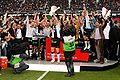 Jubel des SK Sturm Graz über den Cupsieg 2010 (1).jpg