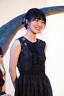 Jurassic World Fallen Kingdom Japan Premiere Red Carpet Ishikawa Yui (43101892301).jpg