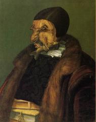 Arcimboldo: The lawyer