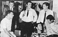 Juventus FC - Summer 1963 - Dell'Omodarme, Sarti, Stacchini, Sacco, da Costa, Gori.jpg