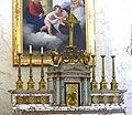 Königswart Schloss - Kapelle 3b Altar.jpg