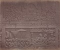 KITLV 90034 - Isidore van Kinsbergen - Reliefs on the Borobudur near Magelang - Around 1900.tif