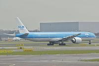 PH-BVC - B77W - KLM