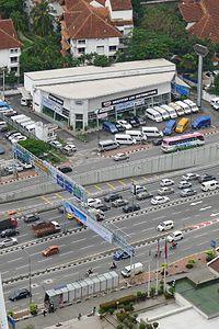 KL - Jalan Tun Razak aerial.JPG