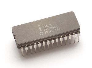 Intel 80196 microcontroller