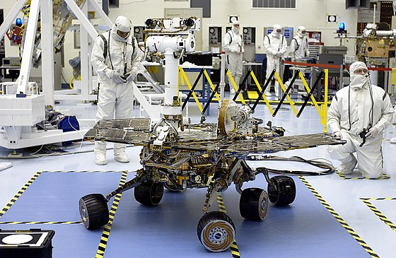 nasa rovers over the years - HD 3000×1955