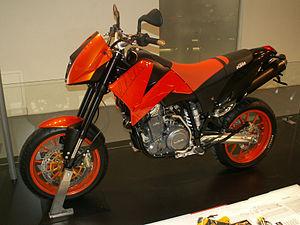 KTM 690 Duke - KTM Duke 640 II 1998–2007