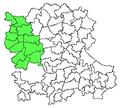 Kalyanadurgam revenue division in Anantapur district.png