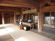 Kamakura Komyoji Inside The Sanmon 3