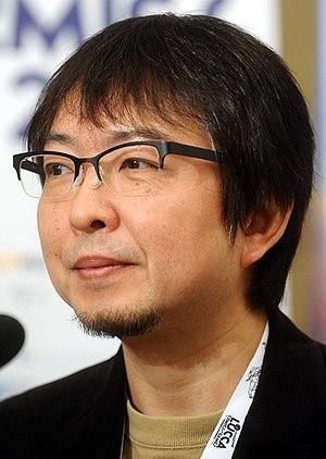 Kamui Fujiwara - Kamui Fujiwara at Lucca Comics and Games 2015