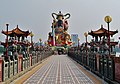 Kaohsiung Lotus Pond Statue des Jade-Kaisers 06.jpg