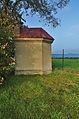 Kaplička svatého Libora u polní cesty z Ochoze do Konice (u fotovoltaické elektrárny), okres Prostějov.jpg
