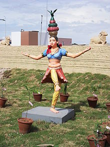 Dance forms of Tamil Nadu - Wikipedia