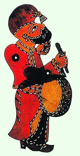 Puppetry - Karagoz, Turkish shadow puppetry
