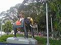 Karikala Cholan Statue.jpg
