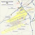 Karte- Flughafen Berlin-Schönefeld SXF.png