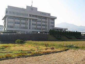 Kashiba, Nara - Kashiba city office