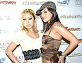 Kat, Avy Lee Roth at Jack Lawrence's Birthday Party 4.jpg