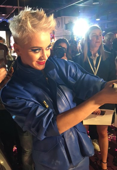 Katy Perry Myer Syndey