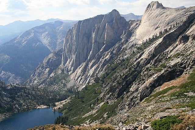 hike: the High Sierra Trail