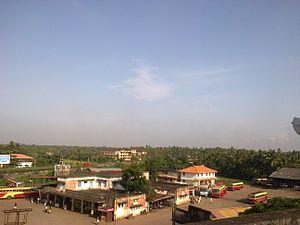Kayamkulam - Kayamkulam Bus Stand